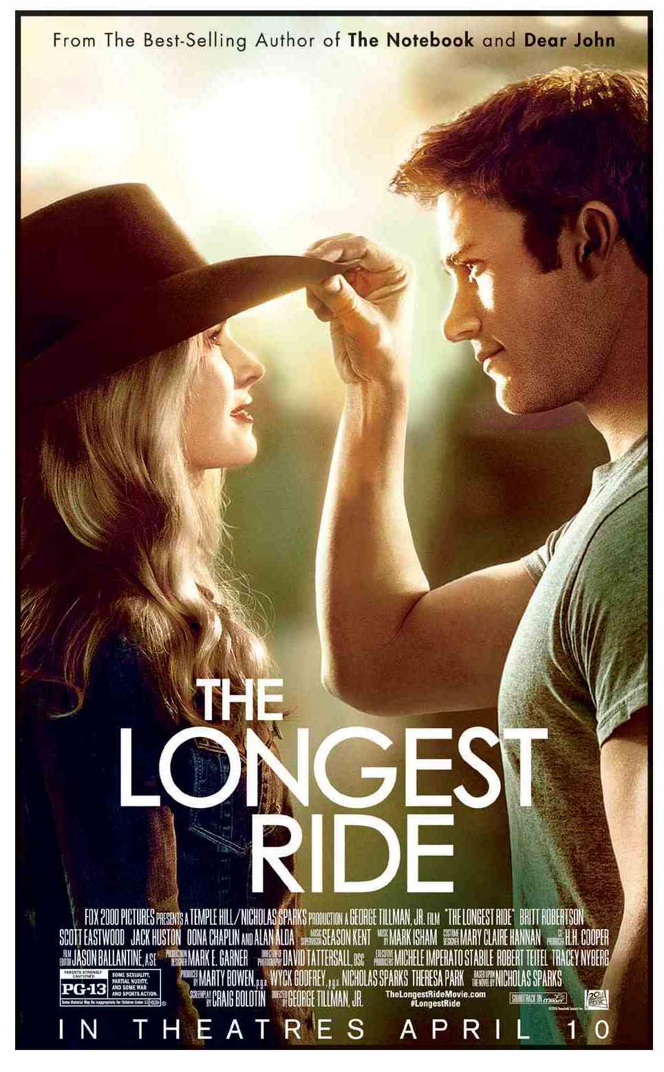 the longest ride midwest theater