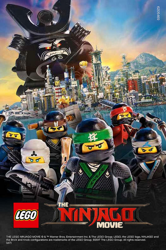 The LEGO Ninjago Movie « Midwest Theater